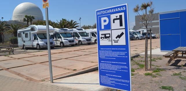 Adepla atenderá de manera específica al turismo de autocaravanas
